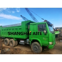 Buy cheap USED HOWO TRUCK TIPPER FOR SALE from wholesalers