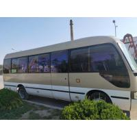 Wholesale 2015 2016 2017 toyota coaster mini bus used bus for sale with 30 25 seats from china suppliers
