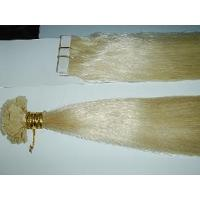 Grade AAA Skin Weft Remy Tape Hair Extension (FZ63) for sale