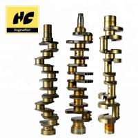 Wholesale Used for Mitsubishi 6D24 engine crankshaft from china suppliers