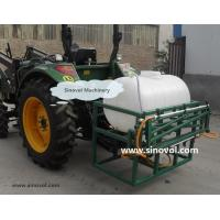 China Tank sprayer 300L-1000L three point linkage for tractors on sale