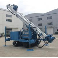 Buy cheap Hydraulic Water Anchor Drilling Rig Machine Long Feeding Stroke 25T Pull from wholesalers
