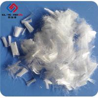 Wholesale Building Material Anti Crack Monofilament Polypropylene Fiber for Concrete Reinforced from china suppliers