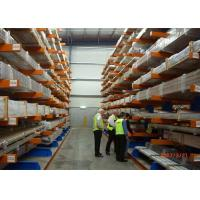 Wholesale Customized Industrial Cantilever Racks For Lumber/ Timber / Pipe / Tube Storage from china suppliers