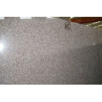 Customized G687 Peach Red Granite Window Sill with bullnose , ogee Edge
