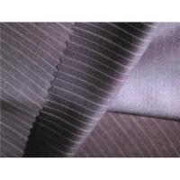 Wholesale T/R Stretch fabric with dobby stripe from china suppliers