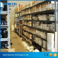 Wholesale Adjustable galvanized steel botless shelf boltless rivet shelving from china suppliers