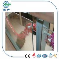 Buy cheap 6.38mm Ultra clear Extra clear super Clear Laminated Glass Panels with CE and ASTM from wholesalers