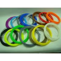 Wholesale 42 Colors PLA 3D Pen Filament Refills 1.75 mm 20 Foot / 10 Foot from china suppliers