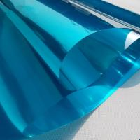 Wholesale Coloured Nano Ceramic Window Protection Film For Car / Building Glass UV IR 99% Cutting Off from china suppliers