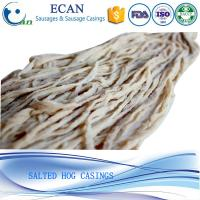 Wholesale Price Cheap High Quality Natural Sheep Casings / Salted Hog Casing / Sausage Casing with HACCP,FDA Approved from china suppliers