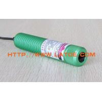 Wholesale Green laser cross line module 532nm laser module. from china suppliers