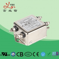 Wholesale AC Medical Equipment EMI Noise Filter YB27D2-6A-S CE Certification from china suppliers