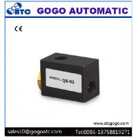 China Quick Exhaust Direct Pneumatic Air Control Valve With Aluminum Alloy Body Material on sale