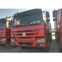 Wholesale 6*4 HOWO Heavy Dump Truck, Tipper Truck 371HP For Gravel Transport from china suppliers
