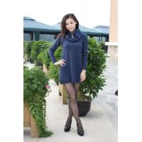 Quality Lady Fashion Knitted Cashmere Sweater Jacket for sale