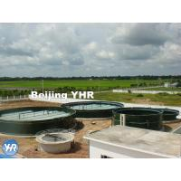 Buy cheap Wastewater Liquid Holding Tanks Less Working Aloft Alkalinity Tolerance from wholesalers