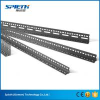 Wholesale China Manufacturer Steel Custom Size Light Duty Slotted Angle Iron Shelving from china suppliers