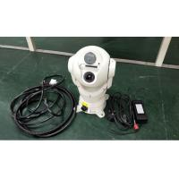 Buy cheap Vehicle Mounted Long Range Thermal imaging Double Vision For Police Patrol from wholesalers