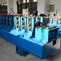 Wholesale Hydraulic Punching Cable Tray Roll Forming Machine , Rolling Form Machine Cr12mov from china suppliers