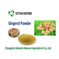 Buy cheap organic ginger extract Vegetable Extract Powder Food addtive water soluble dry ginger powder from wholesalers