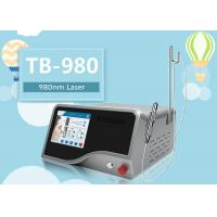 Wholesale 10W - 30W 980nm Diode Laser Machine for Red Blood Vascular Removal 8.4 Inch Touch Screen from china suppliers