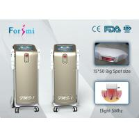Wholesale live ipl cricket match video IPL SHR Elight 3 In 1  FMS-1 ipl shr hair removal machine from china suppliers