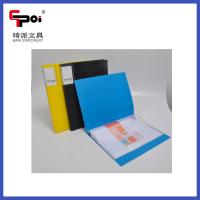 Wholesale High Quality Cheap PP Stationery A4 Customized Presentation Report File File Folders from china suppliers