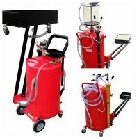 Quality pneumatic engine oil extractor,oil extractor machine,oil changer,mobile oil tank changing machine for sale