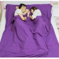 Wholesale Outdoor Single Camping Envelope Sleeping Bag Liner Mummy Hiking Travel Camp Gear(HT8036) from china suppliers