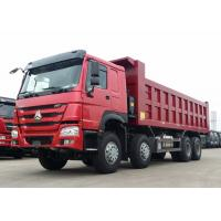 Quality 40 - 50 Ton Heavy Dump Truck 371HP Horse Power WD615.47 Diesel Engine for sale