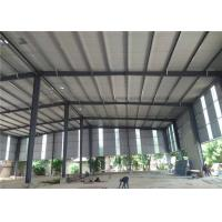 Wholesale Export to Philippines customize design prefabricated structural steel frame warehouse from china suppliers