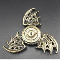 Wholesale Hot sail One Eyed Finger Gyro Dragon Wings Fidget Spinner EDC Toy 1118 from china suppliers