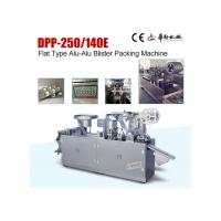 Wholesale Pharmaceutical Alu Alu Blister Packing Machine With Special Durable Punch from china suppliers