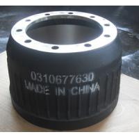 Wholesale Cast Iron Auto Wheel Parts Rear Brake Drum AS Brake Asist OEM NO 3604230101 016 435 00A B from china suppliers