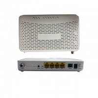 Wholesale GEPON CATV FTTH ONU ONT 1GE+3FE+WiFi+RF Antenna Compatible With OLT Huawei from china suppliers