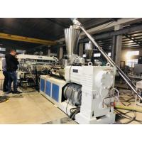 Wholesale Big Thickness PVC Sheet Extruder Machine Extrusion Line Production Line from china suppliers