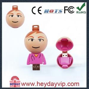 Wholesale 64MB-64GB Hi-Speed Cartoon Bunny Custom Usb 2.0 Flash Drives full capacity from china suppliers