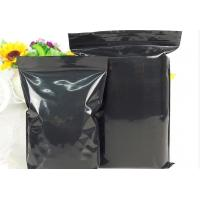 Wholesale black poly plastic zipper shielding ziplock durable thick reclosable bags for jewellery electronics part from china suppliers