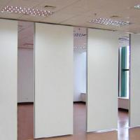 Wholesale Mobile Wood Folding Sliding Modular Operable Soundproof Movable Partition Walls from china suppliers
