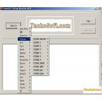 Wholesale Tachosoft Airbag Resetter V6.4 Auto Diagnostic Software Cover 450 Airbag ECU models from china suppliers