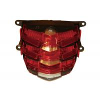 Wholesale ABS Motorcycle Driving Lights , Performance Motorcycle Parts Motors Tail Lamp from china suppliers