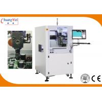 Wholesale Double Nozzle PCBA Conformal Coating Machine With 0.02mm Precision from china suppliers