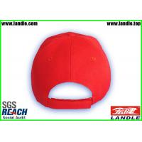 Wholesale Glitter American Sports Fan Merchandise  , Red Children Baseball Caps from china suppliers