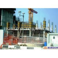 China Flexibly Assembled Column Formwork with H20 Wooden Beam and Steel Walers on sale