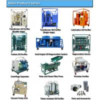 2016 HOT Sale Transformer Oil Filtration Machine With Oil Dehydration and Impurities Remove