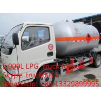 Wholesale CLW brand best price lpg gas tank transported truck for sale, propane gas tank dispensing truck for sale, lpg gas truck from china suppliers