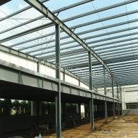 Buy cheap Pre-Engineered Metal Structure Workshop for Sale with SGS certificate from wholesalers