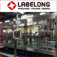 Buy cheap Automatic Juice Filling Machine / Liquid Filling Machine For 600ml Glass Bottle from wholesalers