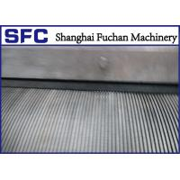 China High Efficiency Rotary Drum Sieve Screen , Wastewater Rotating Drum Screen on sale
